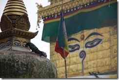 Nepal 2010 -Kathmandu, Swayambunath ,- 22 de septiembre   101