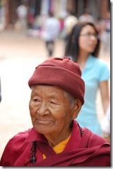 Nepal 2010 - Kathmandu ,  Estupa de Bodnath - 24 de septiembre  -    44