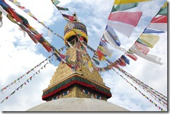 Nepal 2010 - Kathmandu ,  Estupa de Bodnath - 24 de septiembre  -    65