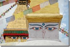 Nepal 2010 - Kathmandu ,  Estupa de Bodnath - 24 de septiembre  -    122