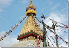 Nepal 2010 - Kathmandu ,  Estupa de Bodnath - 24 de septiembre  -    126