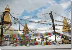 Nepal 2010 - Kathmandu ,  Estupa de Bodnath - 24 de septiembre  -    134