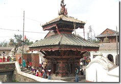 Nepal 2010 - Kathmandu ,  Pasupatinath - 25 de septiembre  -    32