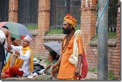 Nepal 2010 - Kathmandu ,  Pasupatinath - 25 de septiembre  -    40