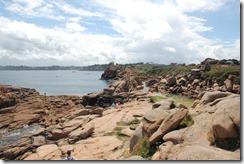 Oporrak 2010,-Ploumanach, Costa de granito rosa - 18