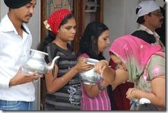 India 2010 -  Delhi  - Templo Sikh  , 13 de septiembre   35