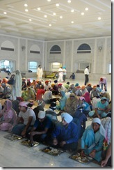 India 2010 -  Delhi  - Templo Sikh  , 13 de septiembre   09