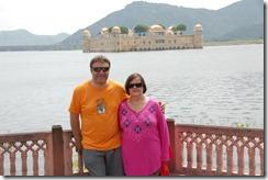 India 2010 -   Jaipur - Jal Mahal , 15 de septiembre   06
