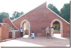 India 2010 -  Jaipur - Observatorio de Jai Singh  , 15 de septiembre   38