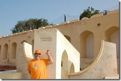 India 2010 -  Jaipur - Observatorio de Jai Singh  , 15 de septiembre   50