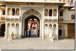 India 2010 -  Jaipur - Palacio del Maharaja  , 15 de septiembre   35