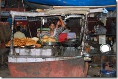 India 2010 -  Jaipur , paseo nocturno por el mercado , 15 de septiembre   01