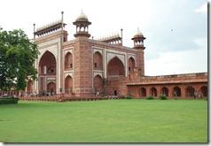 India 2010 - Agra - Taj Mahal , 16 de septiembre   04