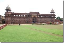 India 2010 - Agra - Fuerte Rojo , 17 de septiembre   17