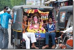 India 2010 -Orcha,  18 de septiembre   18
