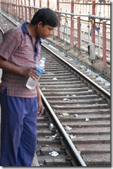 India 2010 -Tren Agra-Jhansi, 18 de septiembre   18