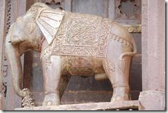 India 2010 -Orcha, palacio del Raj Mahal, 18 de septiembre   47