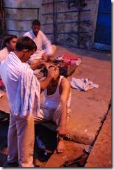 India 2010 -Varanasi  ,  paseo  en barca por el Ganges  - 21 de septiembre   18