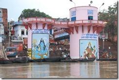 India 2010 -Varanasi  ,  paseo  en barca por el Ganges  - 21 de septiembre   148