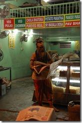 India 2010 -Varanasi  ,  paseo  en barca por el Ganges  - 21 de septiembre   02