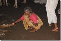India 2010 -Varanasi  ,  paseo  en barca por el Ganges  - 21 de septiembre   07