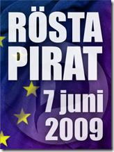 Rösta Pirat