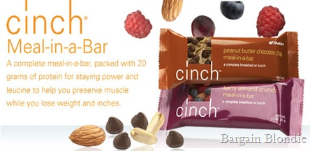 Cinch Meal Bar