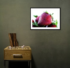 strawberry3_framed