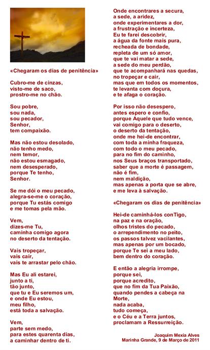 Quaresma - Joaquim Alves