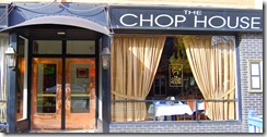 Chop House Fall 2008