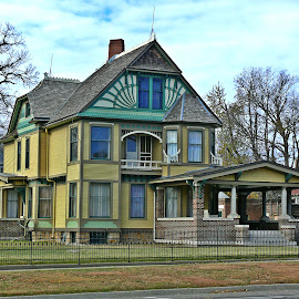 Great Bend, KS. by Jim Keeling - Buildings & Architecture Homes (  )