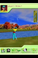 Screenshot of 3D Nine Hole Golf