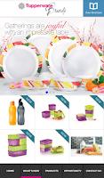 Screenshot of Tupperware Brands Malaysia