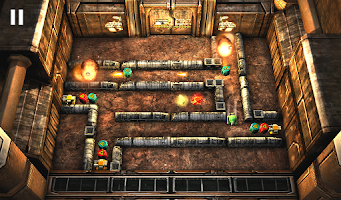 Screenshot of Tank Hero: Laser Wars Pro