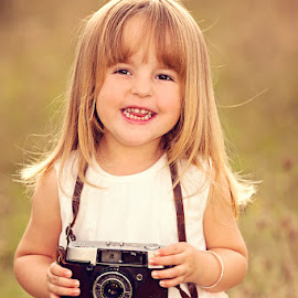 My Camera by Chinchilla  Photography - Babies & Children Toddlers