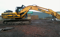 Yorkshire Demolition Contractors, Demolition Tank Removal in Yorkshire