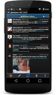 TwitPanePlus for Twitter Screenshot