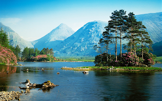 Screenshot of Landscape Jigsaw puzzles 4In 1