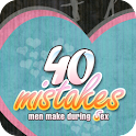 40 Mistake Men make during Sex icon