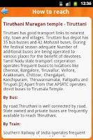 Screenshot of MyPlace Temples Tamilnadu