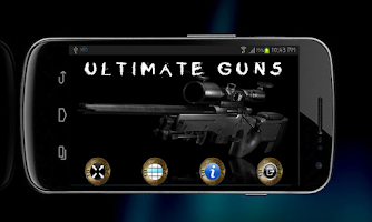 Screenshot of Ultimate Guns