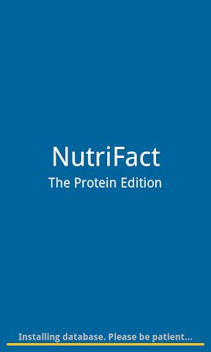 NutriFact :: Protein