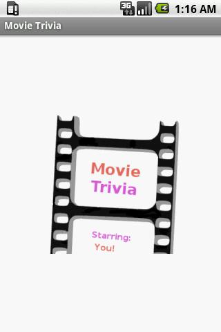 Movie Lines Triva