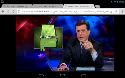 TV Tube (formerly Androvision) - screenshot