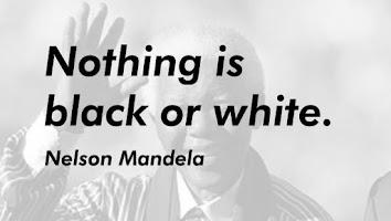 Screenshot of Mandela Quotes