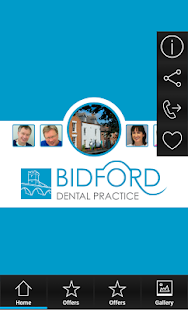 Bidford Dental Practice - screenshot
