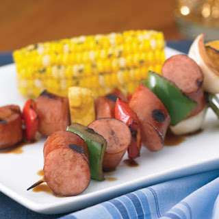 Johnsonville Smoked Brat Kebabs