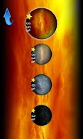 Screenshot of Skyball (3D Racing game)