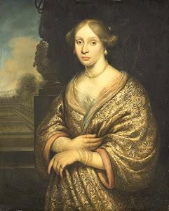 RIJKS: Zacharias Blijhooft: painting 1674