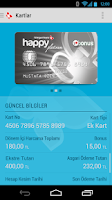 Screenshot of Türkiye Finans Mobile Branch